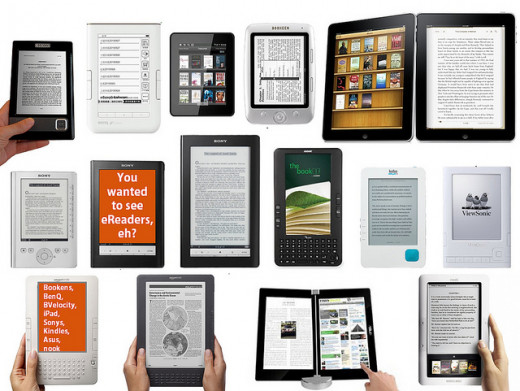 Many find that a quick download of a book is more gratifying than waiting for a book to come in the mail. There is a open market for eBooks.