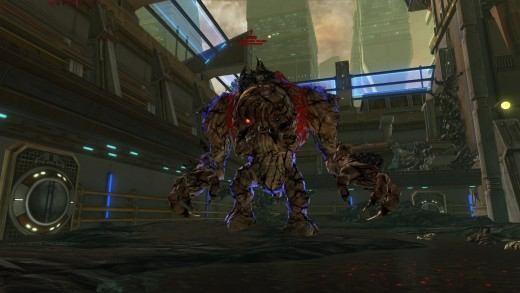 Lucky, a Level-55 World Boss. A Dread Seeded Rancor found on the War torn planet of Corellia