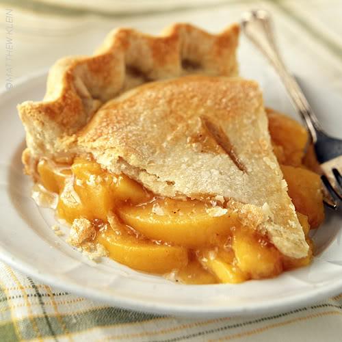 Peach Pie - quarter notes