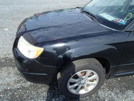 Can I Trade In My Hail Damaged Car