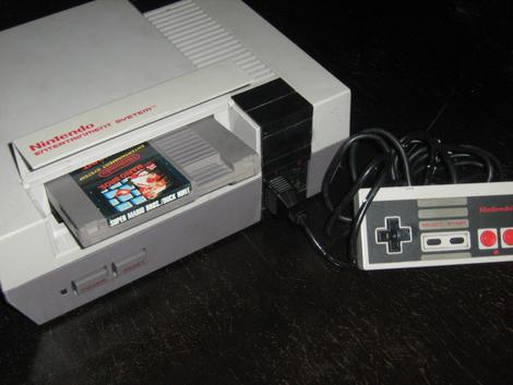 Nintendo Entertainment System, Original 8 Bit