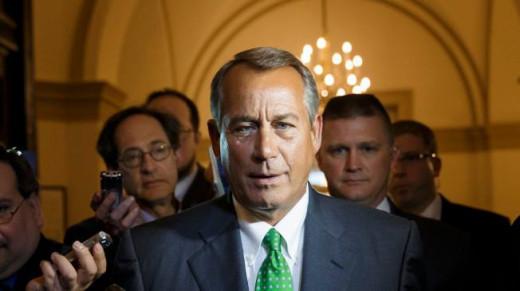 The House GOP figurehead!