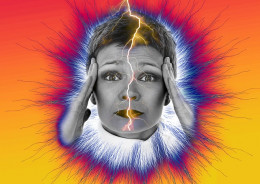 Migraines feel like they are going to split your head in half!