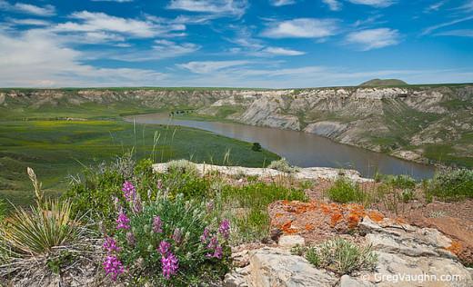 The Upper Missouri River