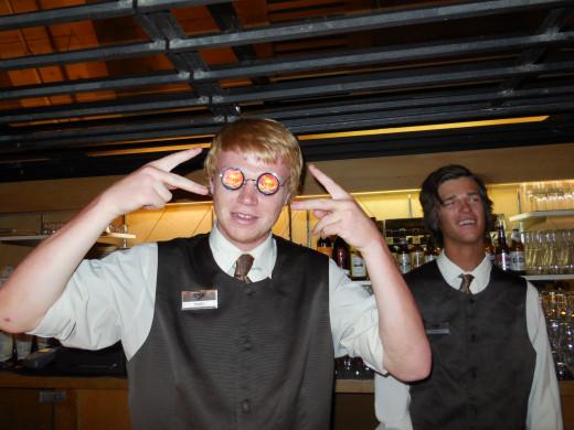 Kevin (bartender)