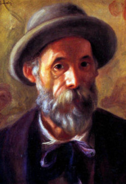 Renoir, The Well-Known Impressionist Painter