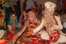 The marriage Ceremony