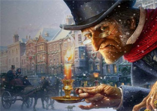 Disney's' A Christmas Carol