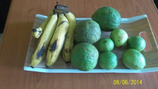 Assort Alkaline Fruits