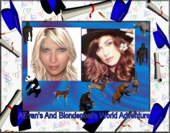 AEvans And Blondepoet's World Adventures