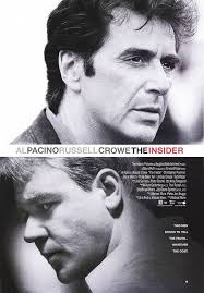 "Al Pacino and Russell Crowe in ""The Insider"""