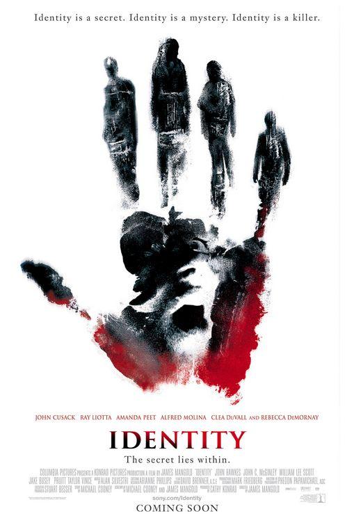 """John Cusack in """"Identity"""""""