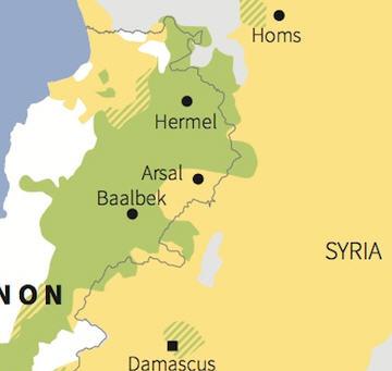 ISIS into Lebanon