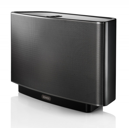 best wireless bookshelf speaker : SONOS - PLAY:5