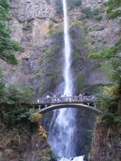 Multnomah Falls: America's Greatest Waterfall