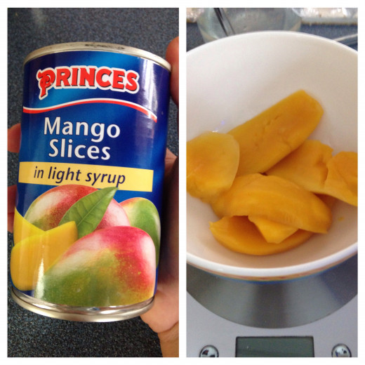 Mango in Light Syrup