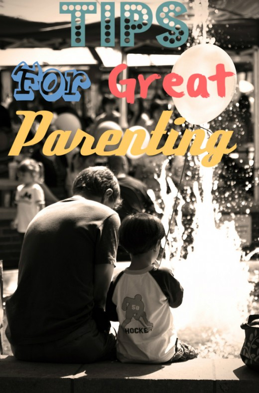Tips For Great Parenting