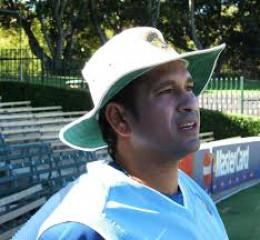 Sachin Tendulakar - Batting legend in World Cricket History