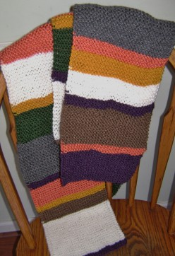 Knitting Inspired by Movies and Television