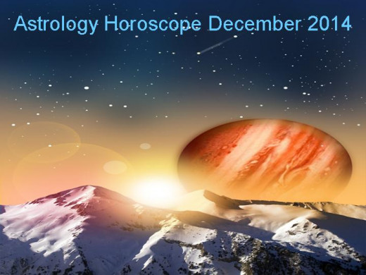 Astrology horoscope for December 2015 - all signs of the zodiac.