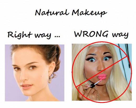 How to Apply Natural Looking Makeup