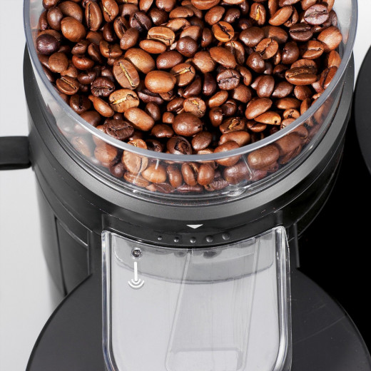 KRUPS KM700552 Grind and Brew Coffee Maker with Stainless Steel Conical Burr Grinder. This ...