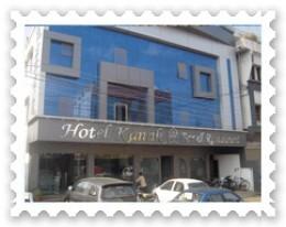 Hotel in Jabalpur