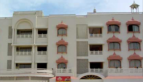 Three Star Hotel in Jabalpur City