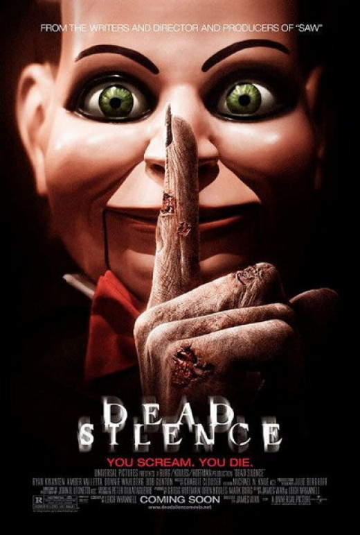 "Ryan Kwanten and Donnie Wahlberg in ""Dead Silence"""