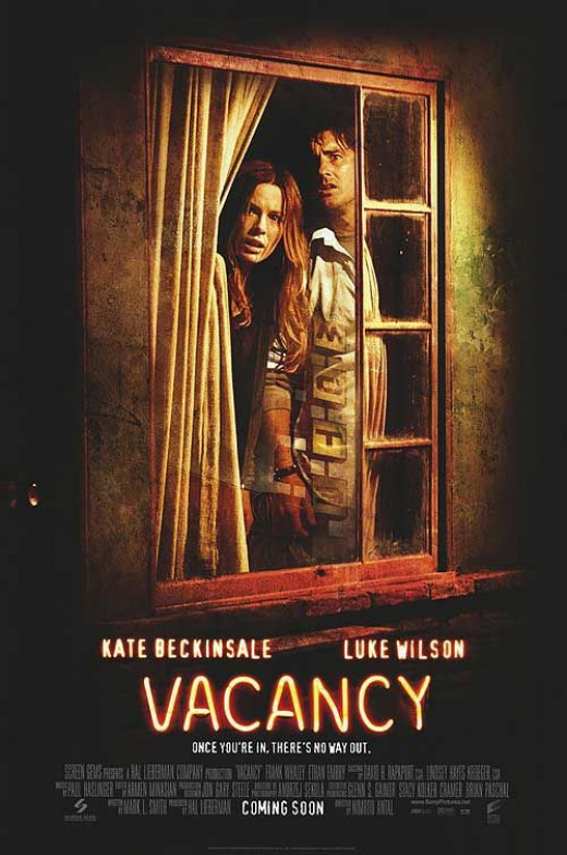 "Kate Beckinsale and Luke Wilson in ""Vacancy"""