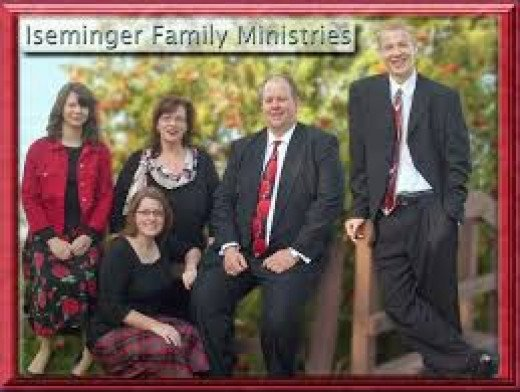 The Dave Iseminger Family