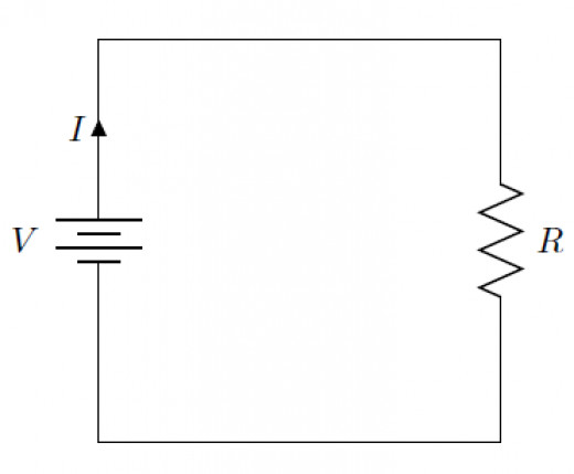 A Very Simple DC Circuit