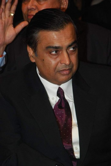 CNBC India Business Leader Awards 2010 » Mukesh Ambani, Chairman, Relieance industries