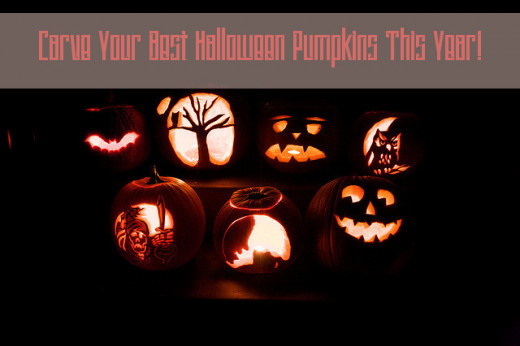 Who doesn't want to make the best pumpkins in their neighborhood this year?