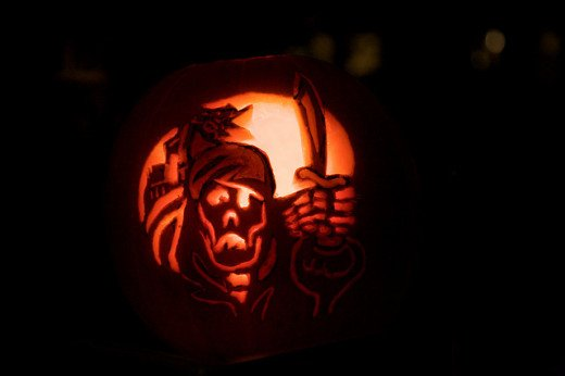You can carve awesome designs into your pumpkins this Halloween!