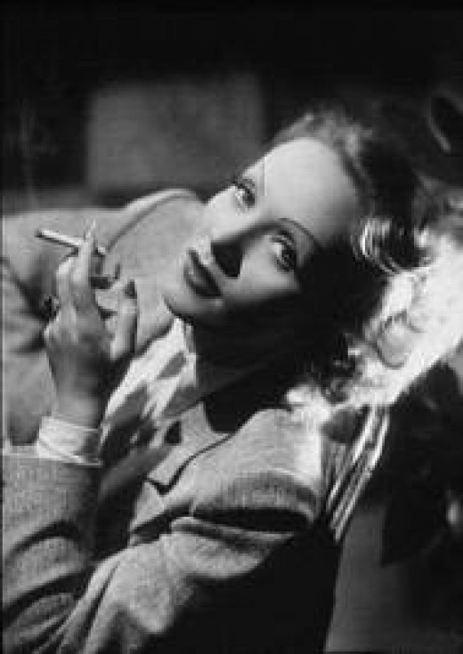 Marlene Dietrich In A Suit Started A Trend That Lives Even Today