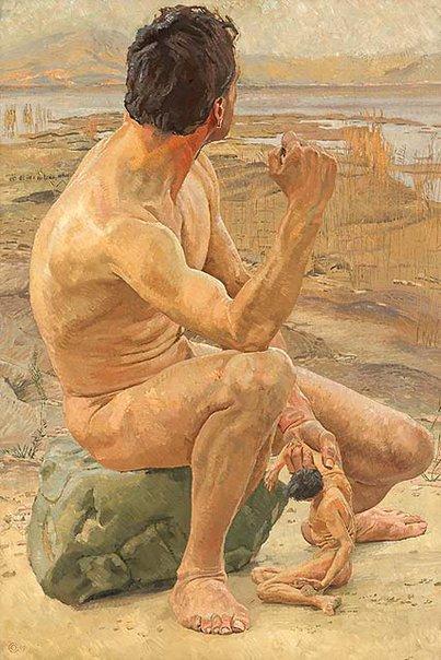 """""""Otto Greiner - Prometheus"""" by Otto Greiner"""
