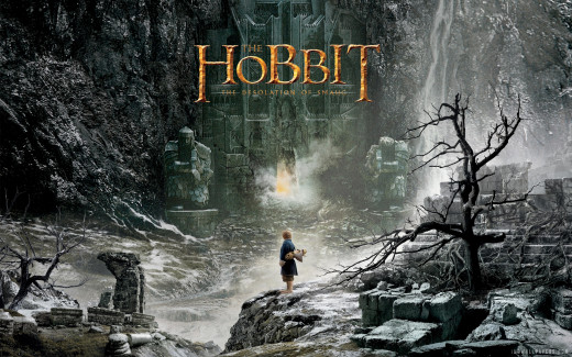 "The (unexpected) journey continues...""The Hobbit: The Desolation of Smaug"""