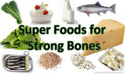 Food for Bones