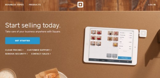You can also set up a free online store with Square Up and get a card reader that attaches to your smart phone so you can sell stuff offline without requiring cash-only.
