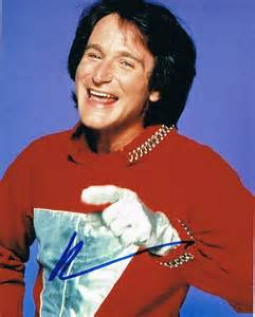 """""""You're only given a little spark of madness. You mustn't lose it."""" Robin Williams"""