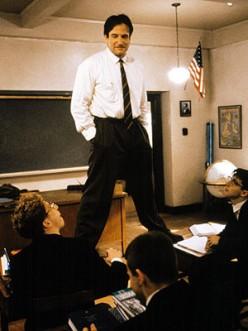 O Captain! My Captain! - In Memoriam to Robin Williams