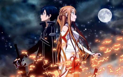 Beautiful Image Of Sword Art Online