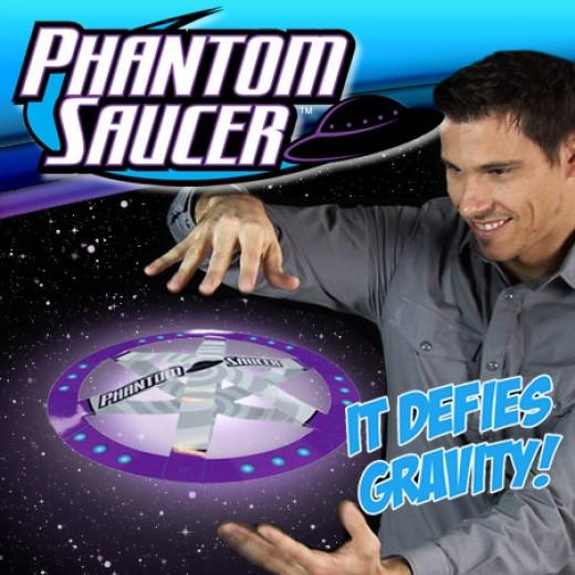 Phantom Saucer As Seen on TV