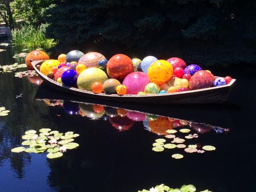 Botoanical Gardens, Denver, CO