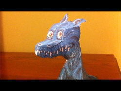 Create a 3D Optical Illusion Dragon For Free