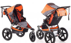 BOB Revolution SE Single Stroller -Best Versatile Stroller