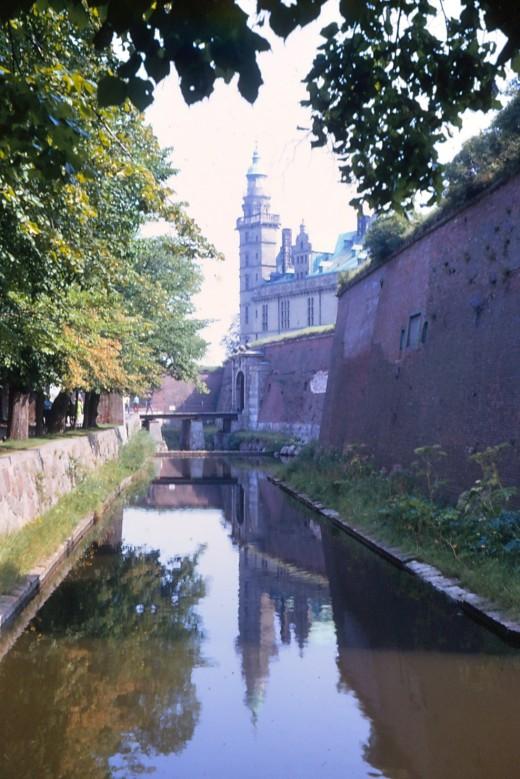 The Moat Around Hamlet's Castle