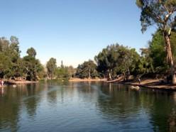 Orange County Fishing at Laguna Lake Park in Fullerton, CA