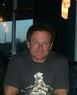 """""""Oh, Captain, My Captain!"""" """"What Will Your Verse Be?"""" - a Poem in Honor and Memory of Robin Williams"""
